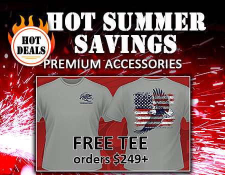 free tee offer