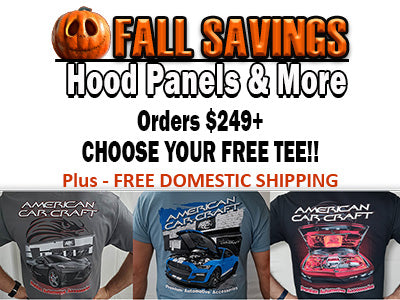 Fall savings on ACC Accessories