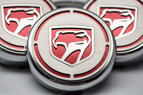 "1996-2002 Dodge Viper - ""Sneaky Pete"" Fluid Cap Cover Set 