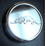 1997-2002 Prowler - Chrome Oil Fill Cap Cover with Kat Logo 1Pc American Car Craft