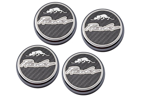 "1997-2002 Prowler - Engine Fluid Cap Covers ""Deluxe"" 4Pc 