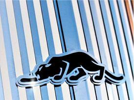 1997-2002 Prowler - Modern Kat Emblem Flat 2Pc | Polished Stainless Steel