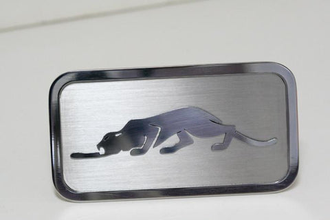 1997-2002 Prowler - Trailer Hitch Plug with Kat Emblem