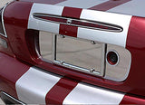 2003-2010 Dodge Viper Convertible - 3rd Brake Light 1Pc | Polished Stainless Steel American Car Craft Viper