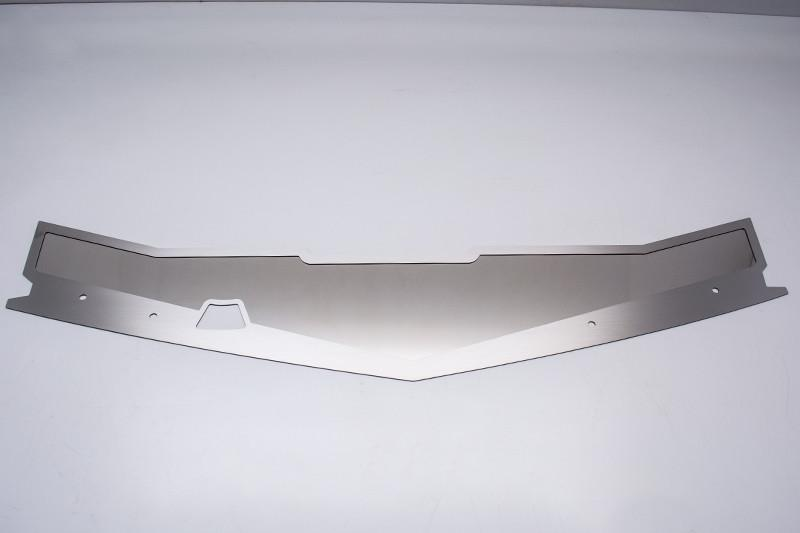 2004-2009 Cadillac XLR - Front Header Plate American Car Craft