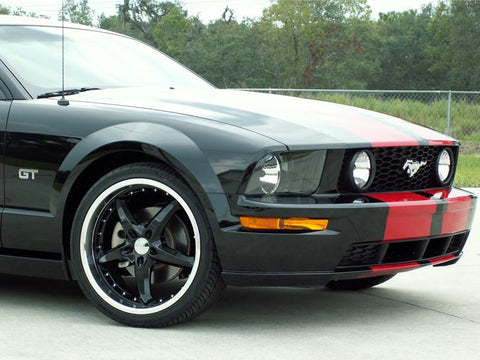 2005-2009 Custom Mustang Racing Stripes American Car Craft