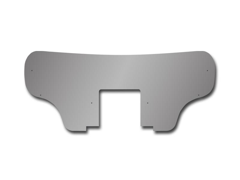 2005-2009 Mustang - Trunk Panel Polished American Car Craft