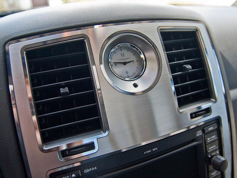 2005-2010 Chrysler 300 - Center Dash Trim (Nav Models) American Car Craft