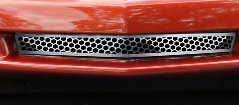 2005-2013 C6 Corvette - Front Lower Grille Matrix Style | Stainless Steel