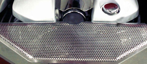 2008-2009 Pontiac G8 Perforated Air Capacitor Cover American Car Craft