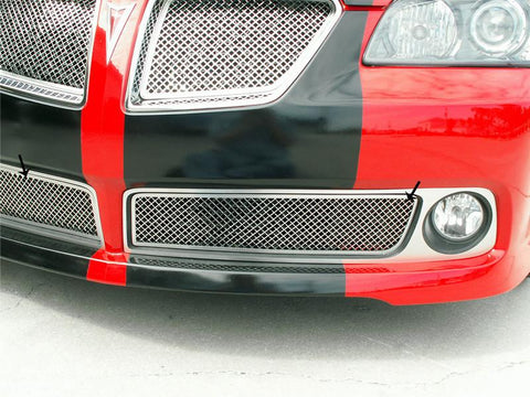 2008-2009 Pontiac GT G8 - Laser Mesh Lower Grille 2Pc American Car Craft