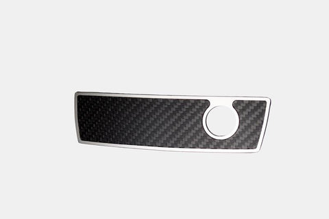 2008-2014 Dodge Challenger Carbon Fiber Glove Box Trim (5.7 & SRT 8)