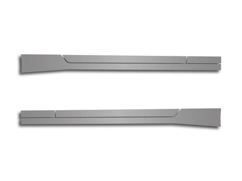 2010-2013 Chevrolet Camaro - Rocker Panel Deluxe 6Pc Kit | Polished Stainless Steel