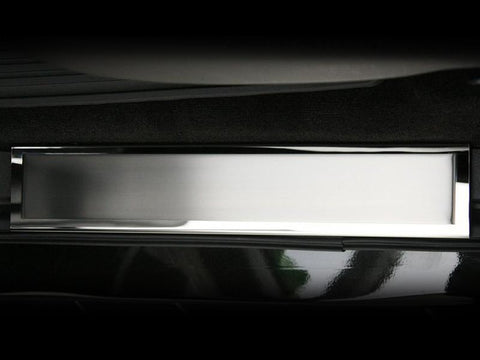2010-2014 Ford F150/Raptor - Outer Rear Door Sills 2Pc | Brushed/Polished Stainless Steel