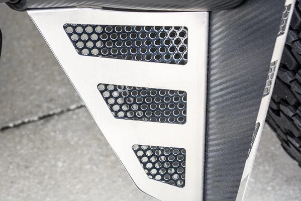 2010-2014 Ford Raptor- Carbon Fiber Mud Guards Kits Front & Rear American Car Craft