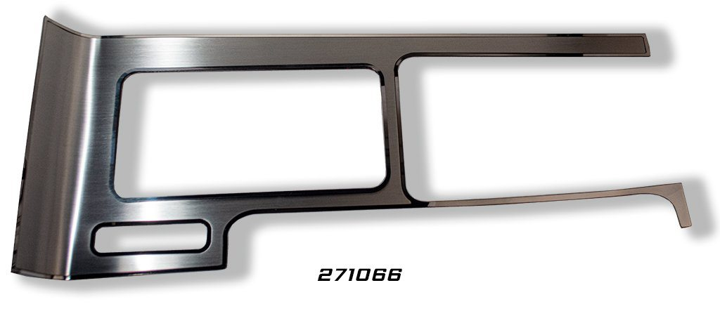 2010-2014 Mustang - Center Console Trim Plate American Car Craft