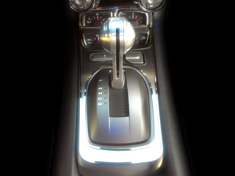 2010-2015 Camaro - Shifter Plate Cover, for Automatic Equipped with Gauge Cluster American Car Craft