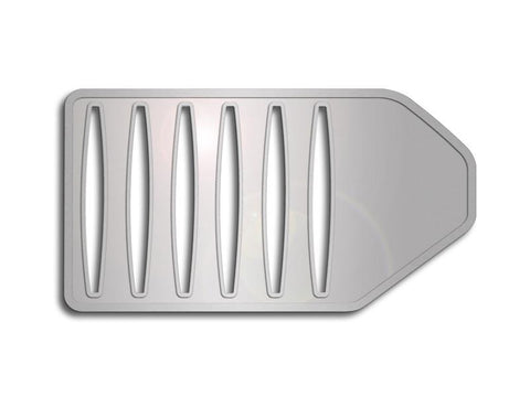 2011-2018 Dodge Challenger 5.7L / 6.4L Polished HEMI Air Box Cover American Car Craft