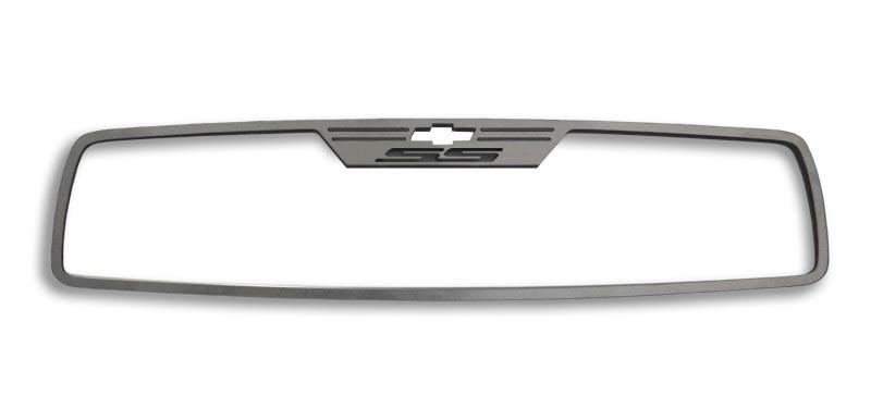 "2012-2013 Camaro - Rear View Mirror Trim ""SS"" Style 