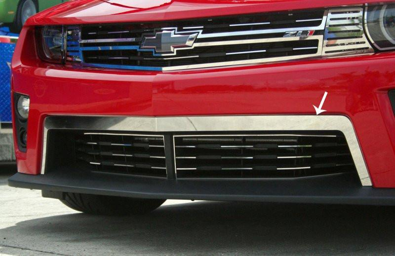 2012-2013 Camaro ZL1 - Front Upper Valance Trim American Car Craft