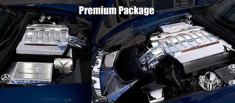 2014-2019 C7 Corvette - Engine Kit Packages | C7/Z51/Stingray/Grand Sport American Car Craft