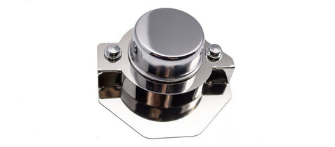 2014-2019 Corvette C7/Z51 Z06 - Vacuum Pump Actuator Cover | Polished Stainless Steel