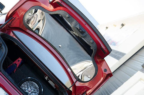 2015 2016 Ford Mustang Trunk Lid Panel Polished