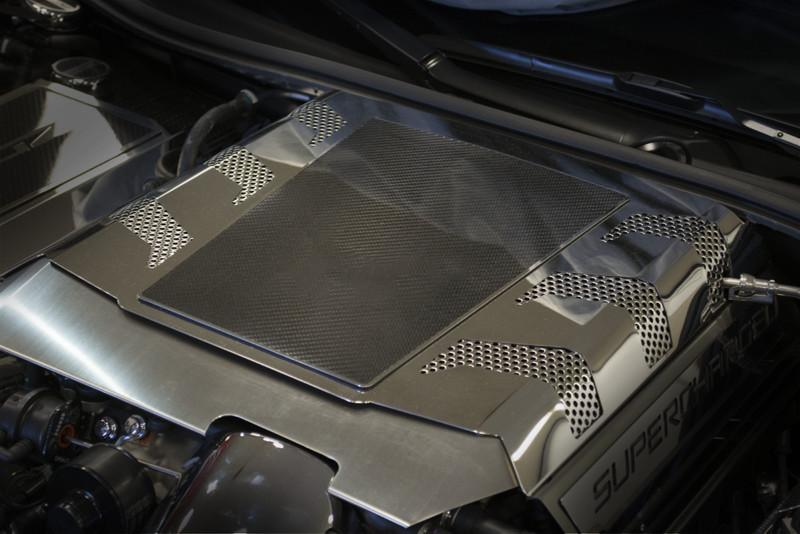 2015-2016 Z06 Corvette - Z06 Supercharger Cover American Car Craft