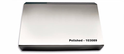 2016-2018 Chevy Camaro - Fuse Box Cover | Polished Stainless Steel