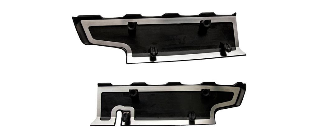 2016-2018 Camaro - Illuminated Fuel Rail Kit American Car Craft