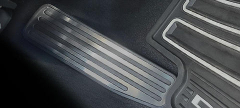 2016-2020 Camaro - Dead Pedal Trim Plate | Stainless Steel, Choose Finish American Car Craft