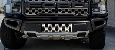 2017 - 2018 Ford Raptor - Front Lower Grille Overlay