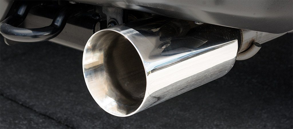 2017 Ford Raptor Stainless Steel Exhaust Tips American Car Craft