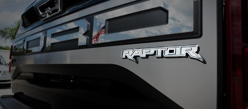 2017 Ford Raptor | Tailgate Badges - F150 & Raptor American Car Craft