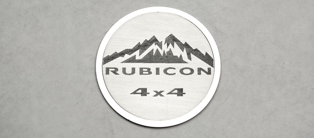 A/C Duct Trim Plate - Rubicon Style [07-18 Jeep Wrangler JK] | (4) PC American Car Craft