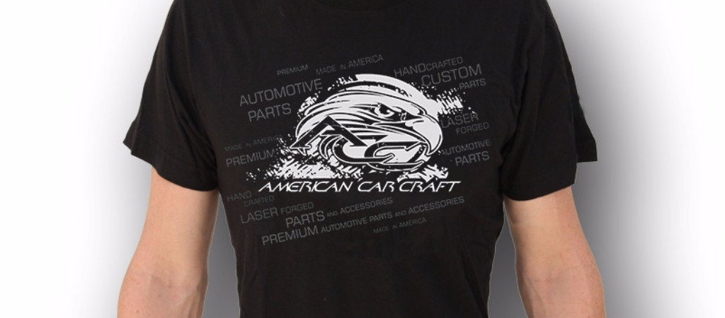 American Car Craft Official Shirt Printful