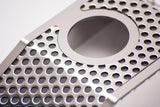 C6 Corvette - Perforated Power Steering Reservoir Cover w/cap 2008-2013 +Z06+GS American Car Craft