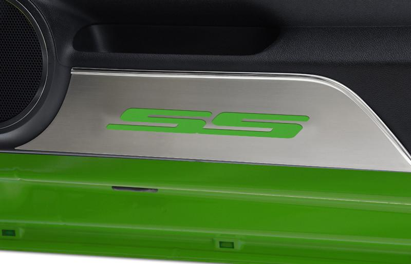 Camaro SS Synergy Green Accessory Package 2010-2013 American Car Craft