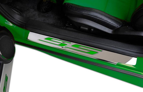 Camaro SS Synergy Green Accessory Package 2010-2013