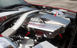 Camaro Supercharger Engine Shroud Polished ZL1 Only 2012-2015 American Car Craft