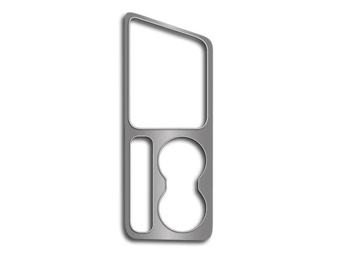 Challenger 5.7 and SRT 8 Shifter Plate Brushed Outer Plate 2008-2014 American Car Craft