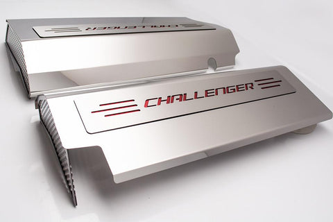 Challenger SRT 8 Fuel Rail Covers American Car Craft