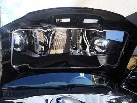Chrysler 300 Hood Panel Polished 2011-2018 American Car Craft