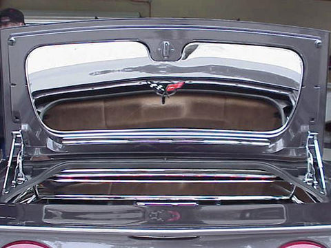 Corvette Convertible / Hard Top Trunk Lid Liner 1998-2004 C5 & Z06 American Car Craft