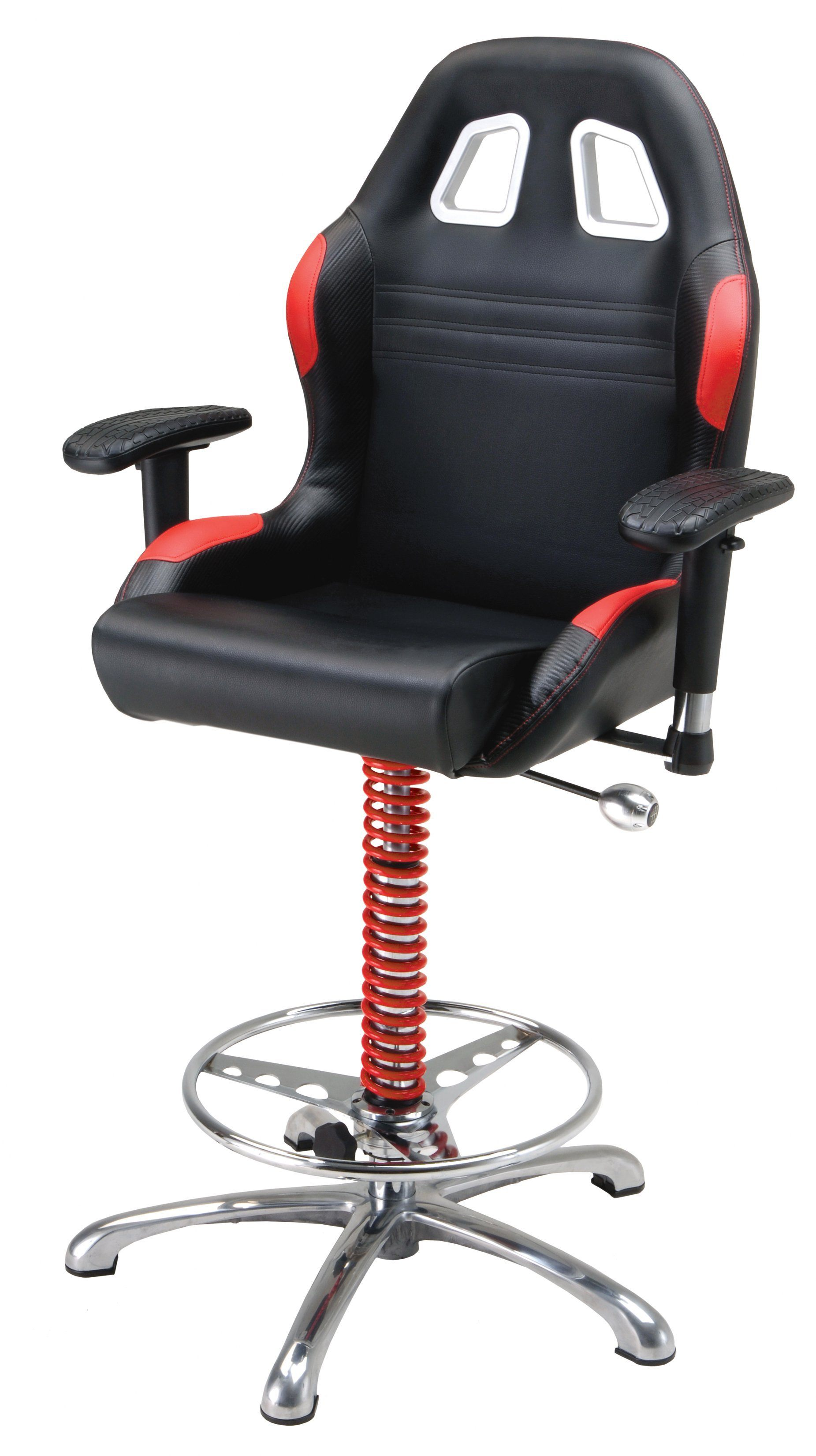 Crew Chief Bar Chair Info-Tech Automotive