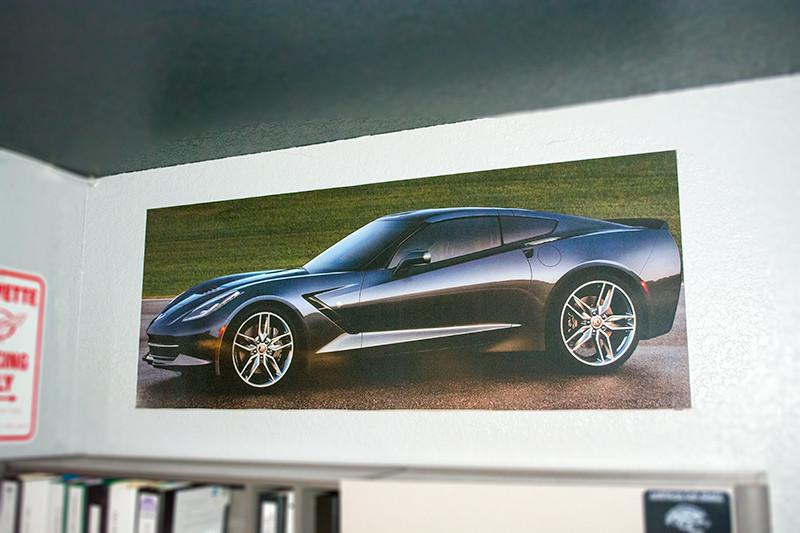 Custom Car Posters American Car Craft