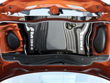Dodge Charger Hood Cap Upper Panel Polished Stainless 2011-2014 American Car Craft