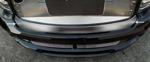 Dodge Ram Front Bumper Cap Brushed 2004-2005 Ram 1500/SRT10 American Car Craft