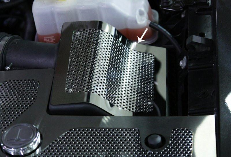 Ford Raptor - Air Box Cover Perforated 2010-2014 American Car Craft