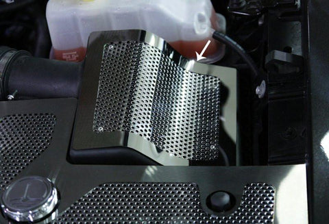 Ford Raptor - Air Box Cover Perforated 2010-2014